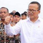 Menteri KKP, Edhy Prabowo.