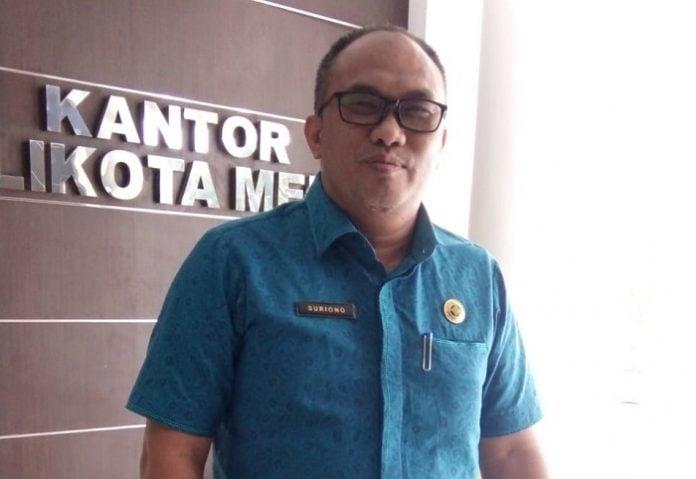 Kabid Lalu Lintas Dinas Perhubungan Kota Medan, Suriono.