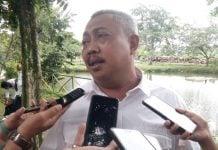 Kadis Kebersihan dan Pertamanan Kota Medan, Muhammad Husni.