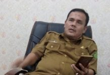 Kepala BKD dan SDM Kota Medan, Muslim Harahap.