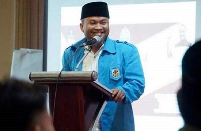 Wakil Ketua Umum DPP KNPI, Sugiat Santoso.