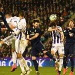 Real Madrid merebut puncak klasemen Liga Spanyol dari Barcelona pada pekan ke-22 setelah menundukkan tuan rumah Real Valladolid 1-0, Senin dini hari (27/1/2020).