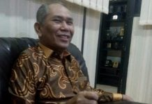 Kepala Inspektorat Kota Medan, Ikhwan Habibi Daulay