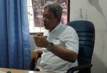 Kabid Parkir Dinas Perhubungan Kota Medan, Indra Siregar.