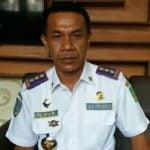 Kadis Perhubungan Kota Medan, Iswar Lubis.