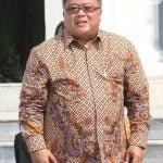 Menteri Riset & Teknologi/ Badan Riset dan Inovasi Nasional (Menristek/BRIN), Bambang Brodjonegoro.(Lp6)
