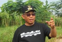 Plt Walikota Medan, Akhyar Nasution.