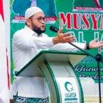 Ketua PW Al Washliyah Sumatera Utara periode 2020- 2025, Dedi Iskandar Batubara.