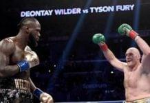 Kelas Berat WBC, Deontay Wilder vs Tyson Fury.