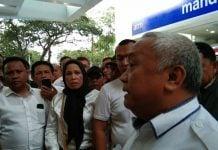 Plt Dirut PD Pasar Kota Medan, Nasib Purba.