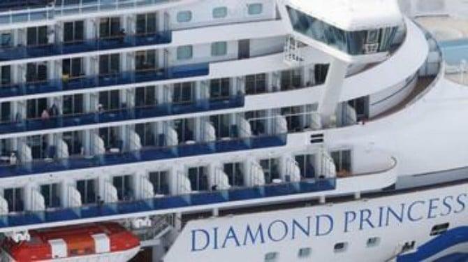 Kemlu Konfirmasi 9 WNI Terinfeksi Corona Di Kapal Pesiar Diamond Princess.