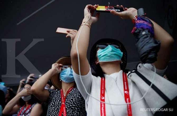 Kasus Virus Corona Singapura, Terkait Pertemuan Bisnis di Hotel. Ilustrasi (REUTERS)