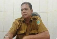 Kepala Sekolah (Kepsek) SMAN 8 Medan, JR Panjaitan