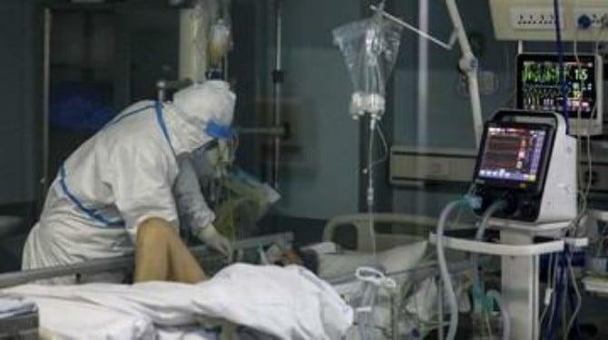 Korban meninggal akibat terinfeksi virus corona (coronavirus) di seluruh dunia hingga hari ini, Jumat (21/2/2020), mencapai 2.244 orang.