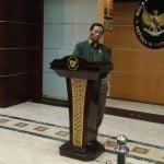 Menteri Koordinator Bidang Politik, Hukum, dan Keamanan (Menko Polhukam) Mahfud Md.
