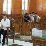 Mantan Kepala Dinas PU Kota Medan, Isa Ansyari