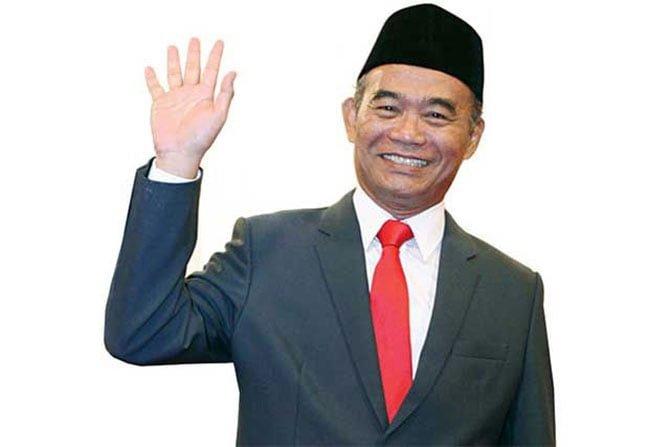 Menteri Koordinator Pembangunan Manusia dan Kebudayaan Muhadjir Effendi.