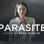 Film Parasite.