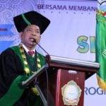 Rektor UIN Sumut TGS, Prof.Dr. H.Saidurrahman, MAg.