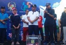 Badan Pusat Statistik (BPS) Sumatera menyediakan stan bantuan bagi warga yang akan melakukan pengisian sensus penduduk online 2020.