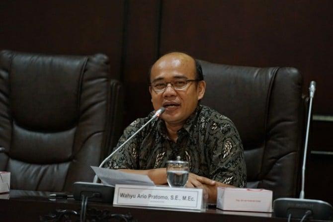 Pengamat Ekonomi Universitas Sumatera Utara, Wahyu Pratomo
