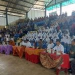 Seminar publik bertema pro kontra subsidi elpiji 3 kg, Sabtu (8/2/2020).