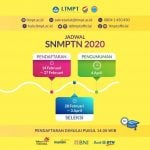 SNMPTN 2020.
