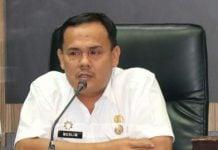 Kepala BKD dan PSDM Kota Medan, Muslim Harahap.