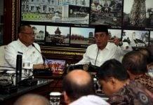 Gubernur Sumatera Utara (Sumut) H.Edy Rahmayadi .