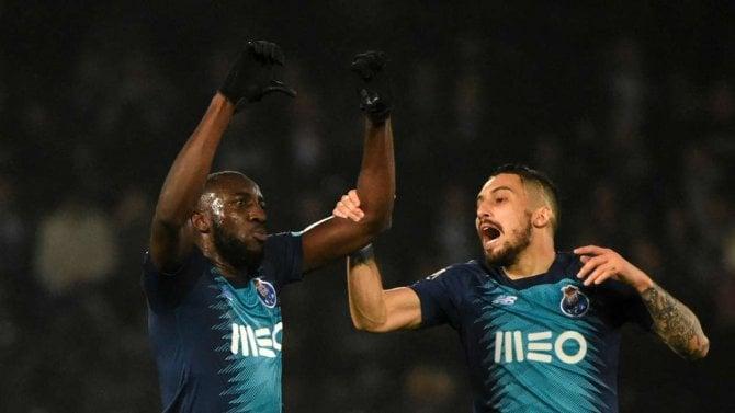 Pemain FC Porto, Moussa Marega.