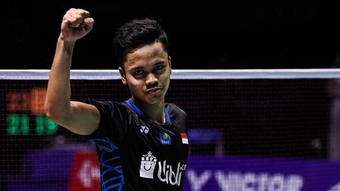 Badminton Lovers (BL) rupanya memiliki arti penting dalam hidup tunggal putra Indonesia, Anthony Sinisuka Ginting.