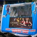 Jaringan Situs Judi Online di Tenda Becak, Bandar Incar Korban yang Lebih Luas.