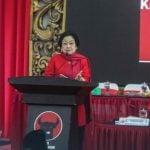 Ketua Umum DPP PDIP Megawati Sukarnoputri.