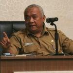 Plt Dirut PD Pasar Kota Medan, Nasib.