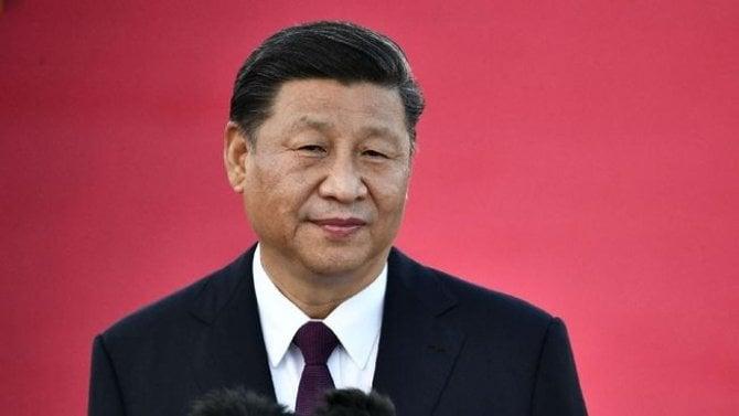 Presiden China, Xi Jinping.
