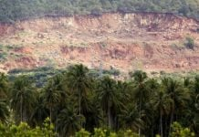 Omnibus Law Singkirkan Aspek Lingkungan Dalam Investasi.