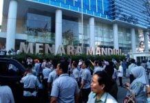 Bank Mandiri Janji Cairkan Duit PD Pasar.