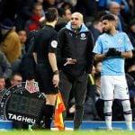 Manchester City siap melawan keputusan UEFA yang melarang mereka main di kompetisi Eropa 2 musim ke depan. Pep Guardiola khawatir pemainnya akan hengkang.(kaldera/nbcnews)