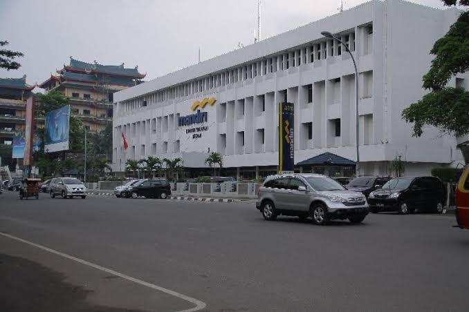 Bank Mandiri Jalan Pulau Pinang Medan (mapio.net)