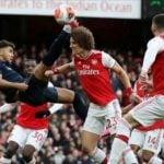 Calvert-Lewin, pemain Everton membuat gol akrobatik di laga versus Arsenal. The Gunners melakukan comeback untuk meraih 3 poin dari The Toffees.