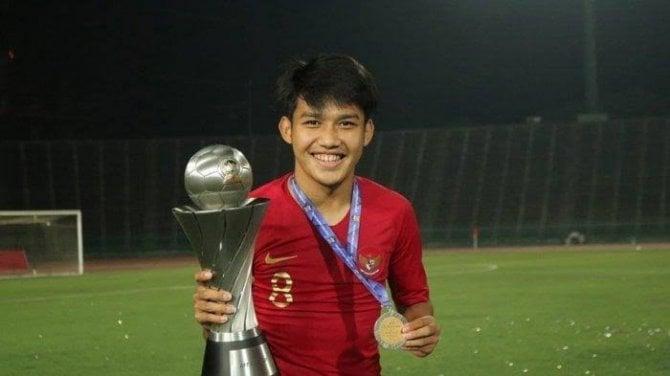 Witan Sulaiman membawa Timnas U22 menjuari Piala AFF U22 di Kamboja.