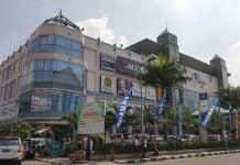 Bangunan Medan Mall. (ist)
