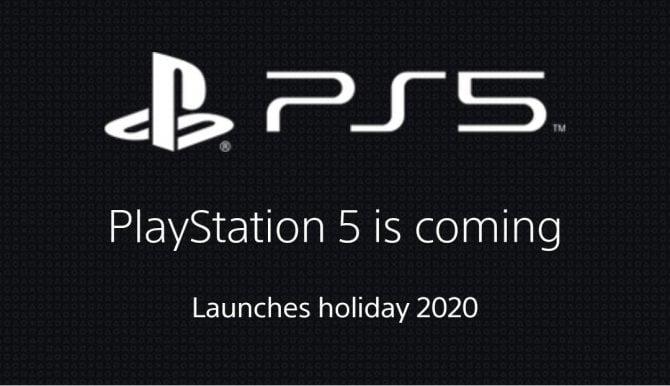 Sony merilis PlayStation 5 (PS5) di laman Playstation.com, Rabu (5/2/2020).