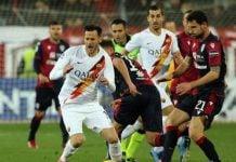 AS Roma menang 4-3 atas Cagliari. (Foto: Getty Images/Enrico Locci)
