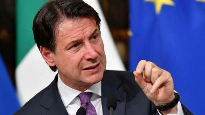 Perdana Menteri Italia, Giuseppe Conte