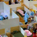 Virus Corona Mereda, Tinggal 2 Rumah Sakit Darurat Beroperasi di Wuhan