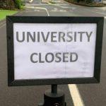 Kampus Lockdown Mahasiswa Gagal Skripsi hingga Mau Lompat di Plaza