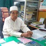 Ketua MUI Sumut, Prof Abdullah Syah, MA, saat ditemui di kantornya, Kamis (19/3/2020).
