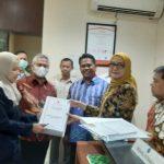 Sampaikan Keberatan, Evi Ginting dan Ketua KPU RI Datangi DKPP
