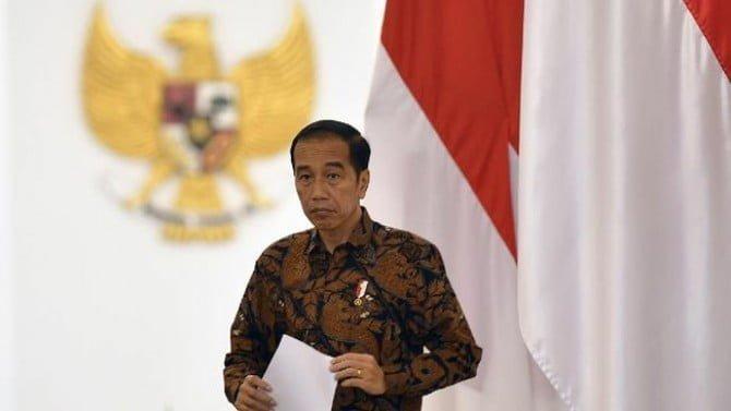 Presiden Republik Indonesia, Joko Widodo.